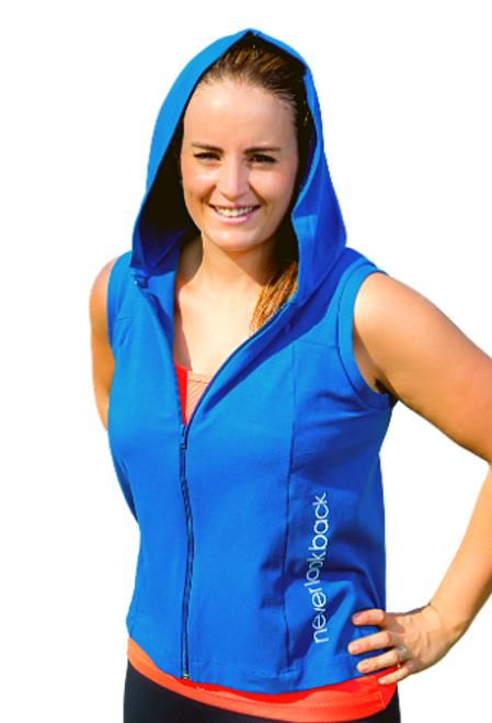 Stacey - Sleeveless Jacket