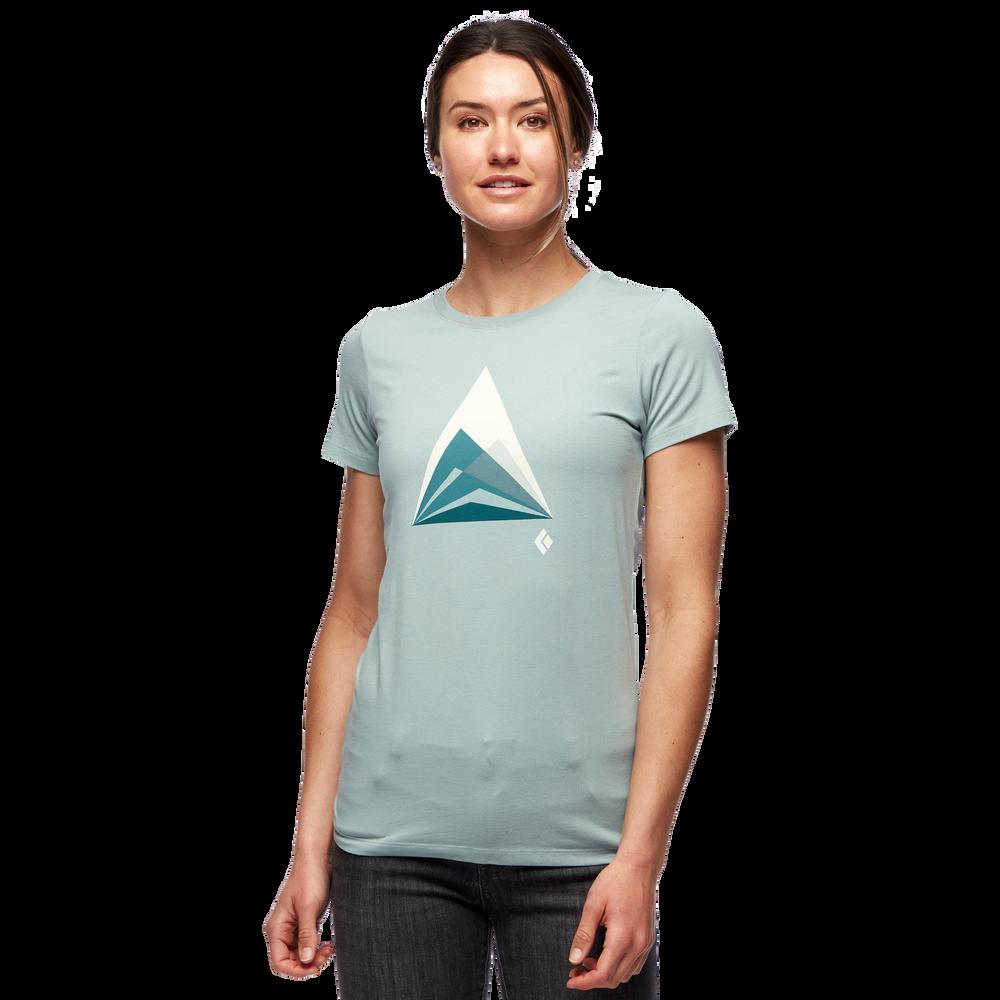 Mountain Transparency Tee - Women's