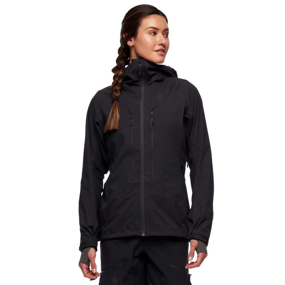 Dawn Patrol Hybrid Shell - Women's