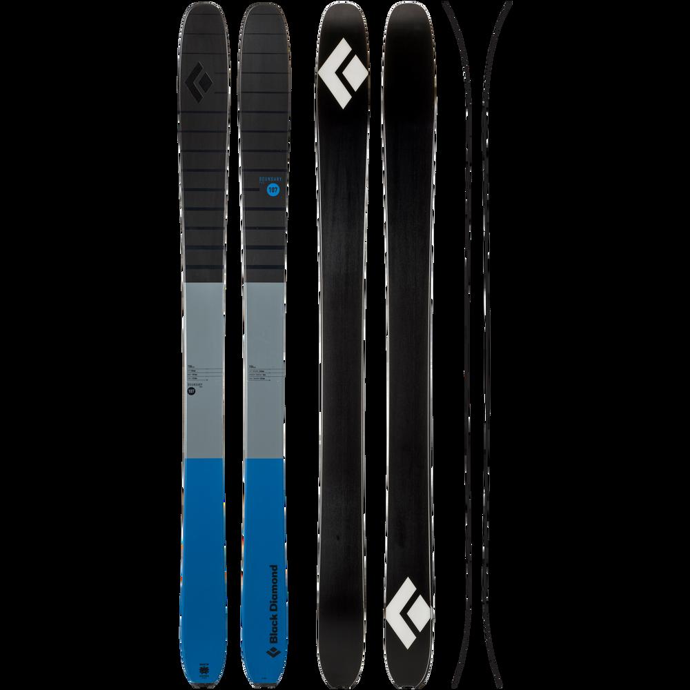 Boundary Pro 107 Ski