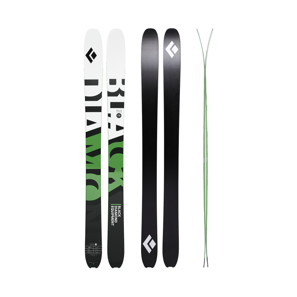 Helio Carbon 115 Skis