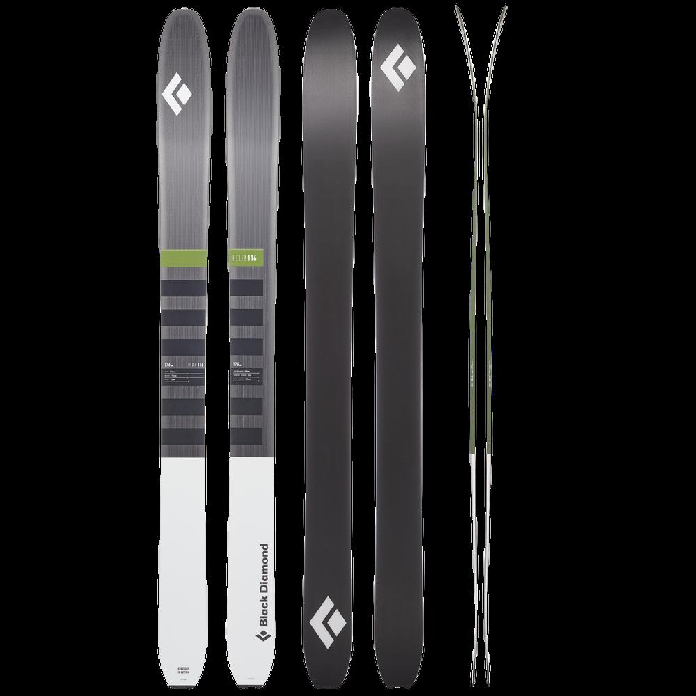 Helio 116 Carbon Ski