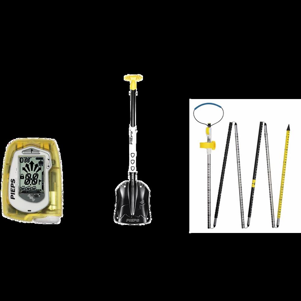 PIEPS Micro Sensor BT Avy Safety Set
