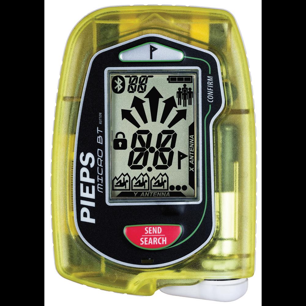 PIEPS Micro Button BT Avalanche Beacon