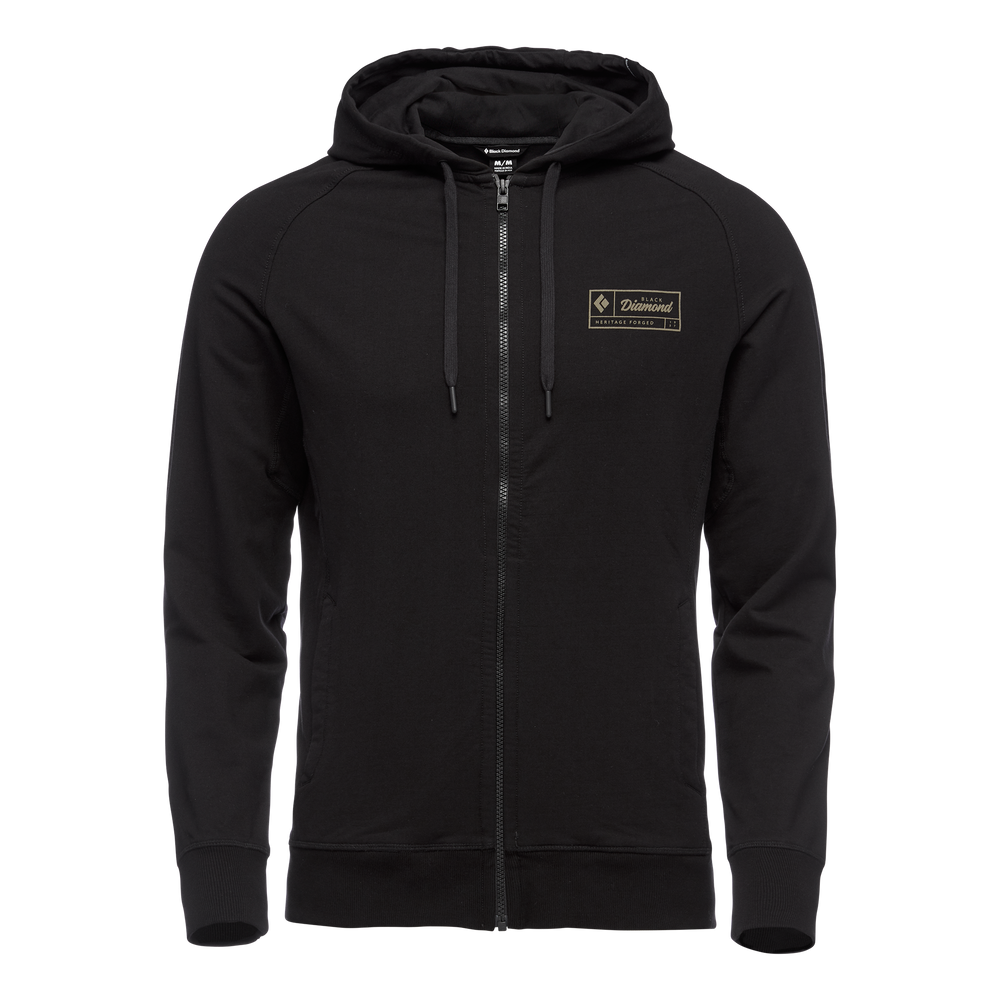 Heritage Logo Full Zip Men's