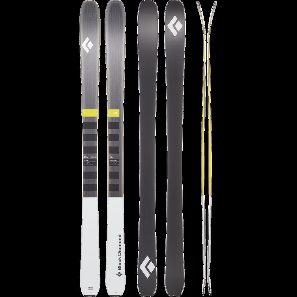 Helio 88 Carbon Skis