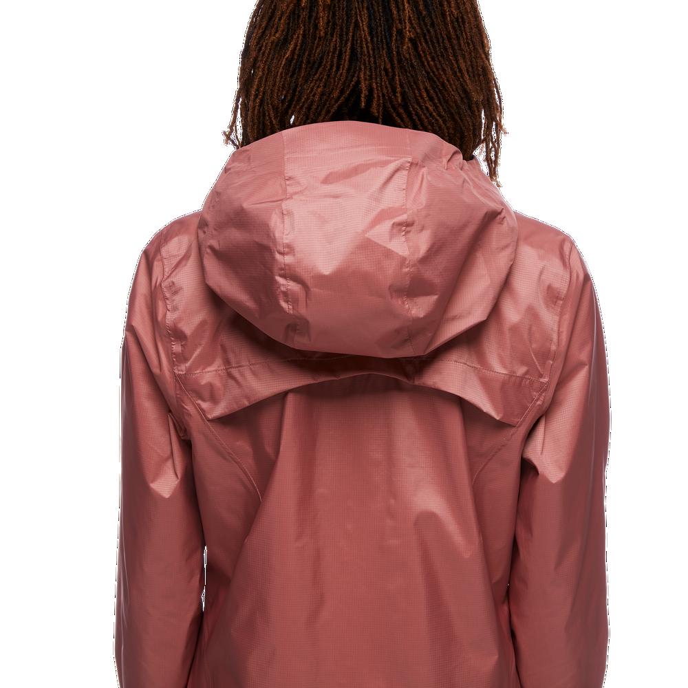 Treeline Rain Shell - Women's