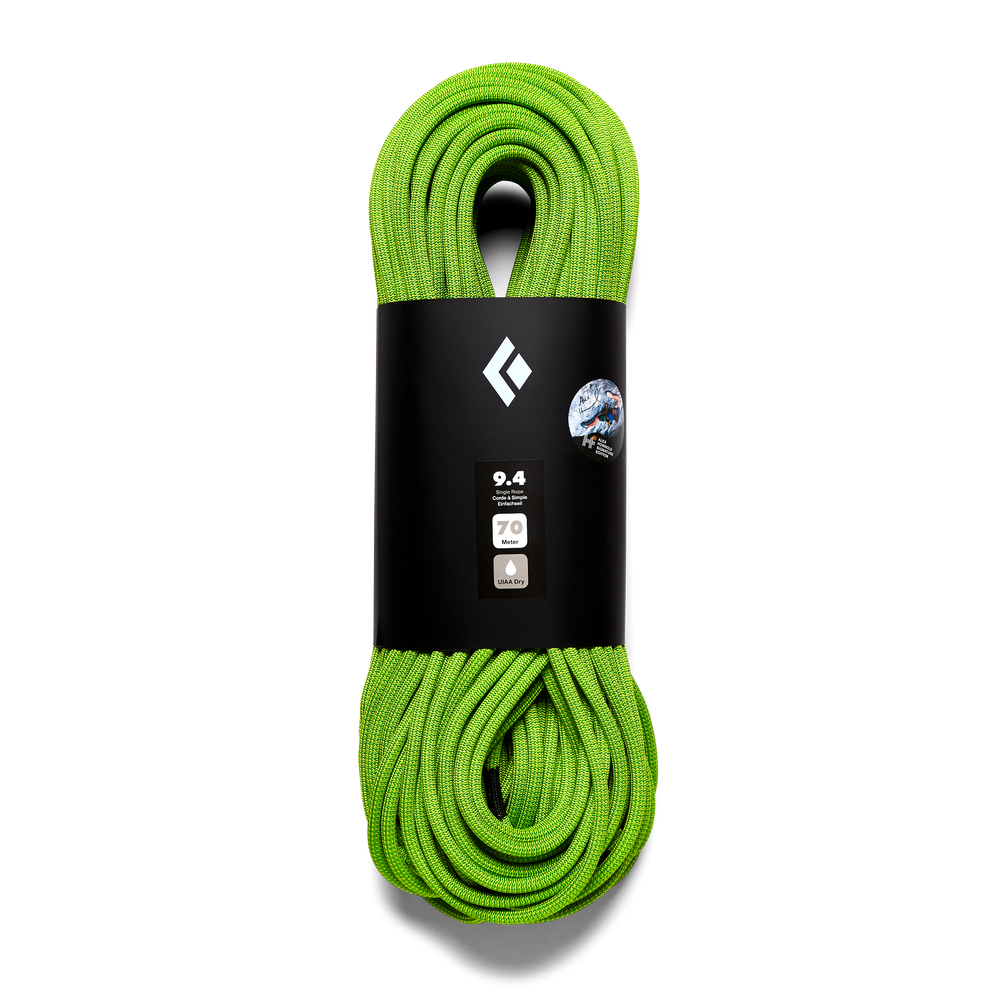 9.4 Dry Climbing Rope - Honnold Edition