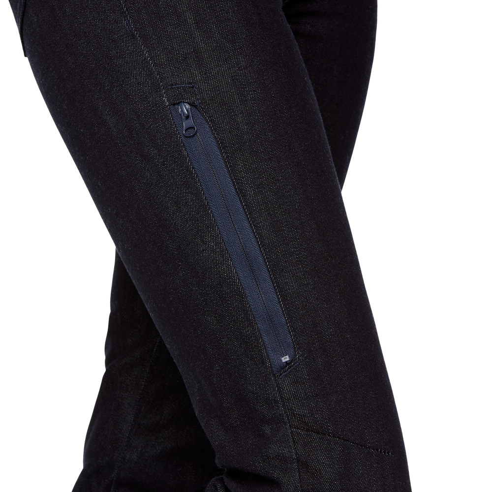 Mission Wool Denim Pants - Women's