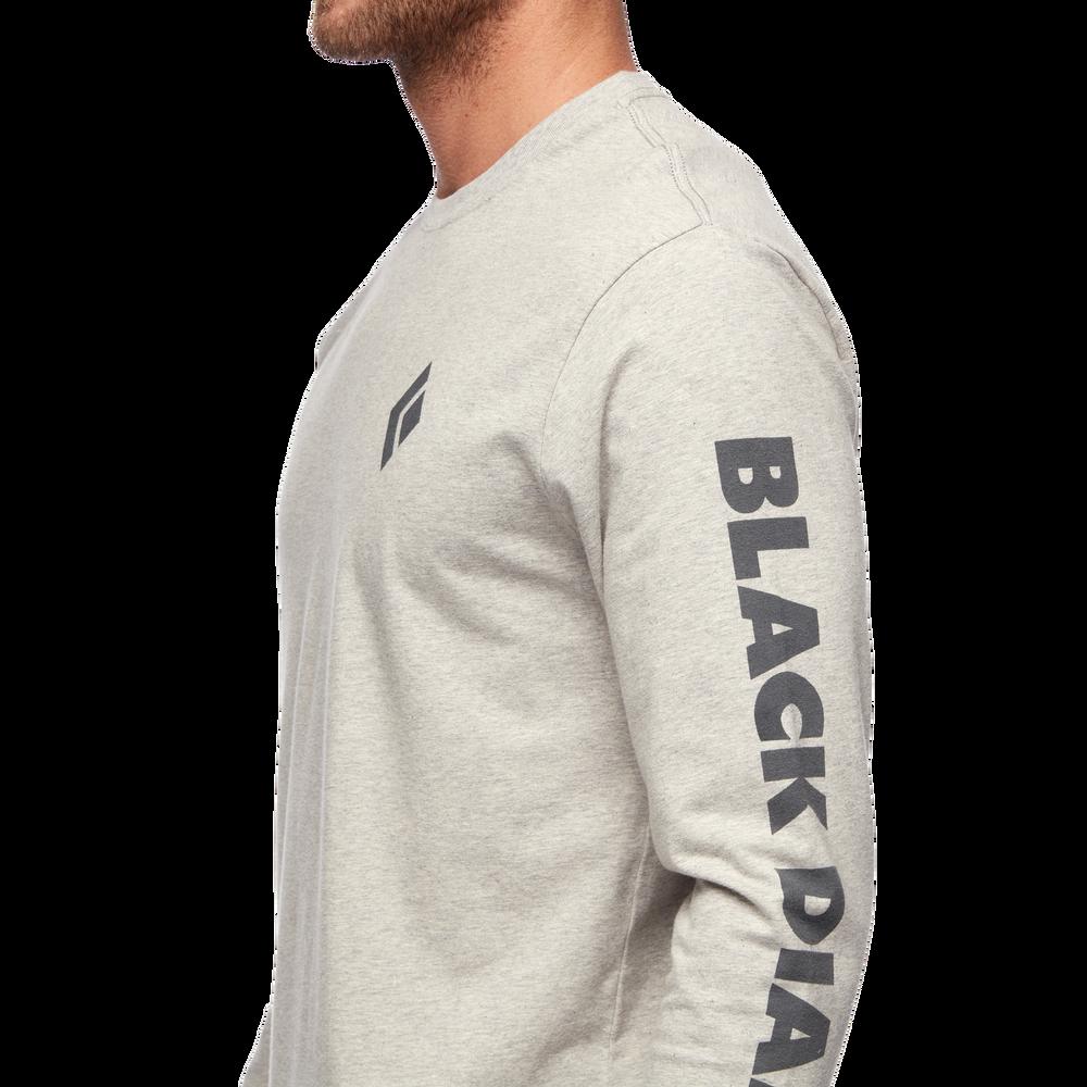 Long Sleeve BD Logo Sleeve Tee - Men's