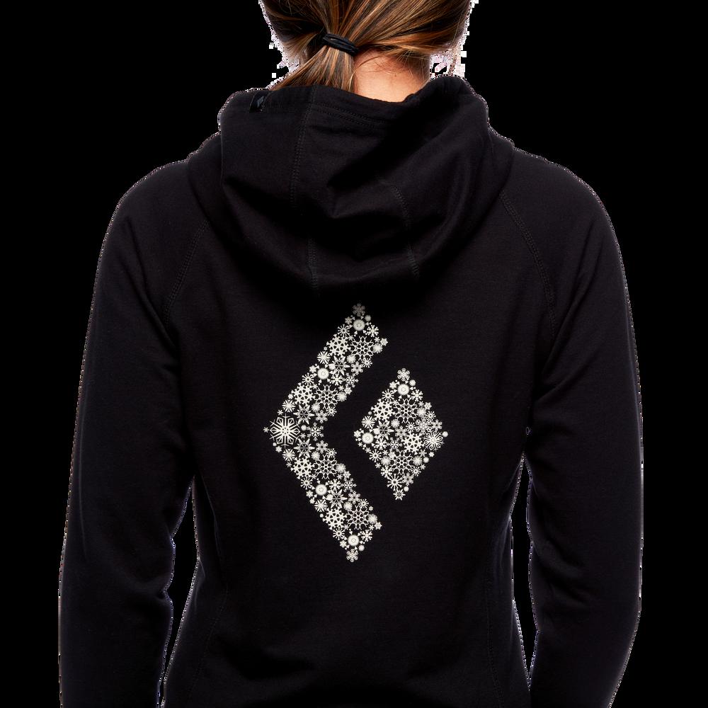 Snow Diamond Full Zip Hoody - Women's