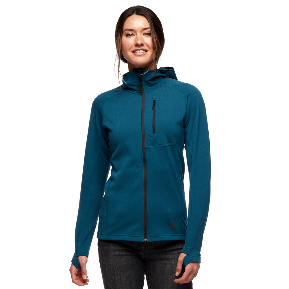 Coefficient Fleece Hoody - Women's