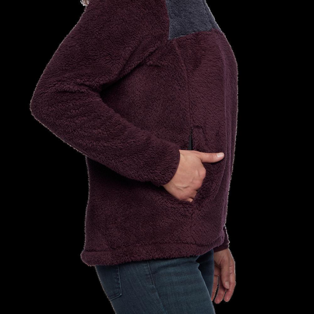 Roadie Quarter Zip Fleece - Women's