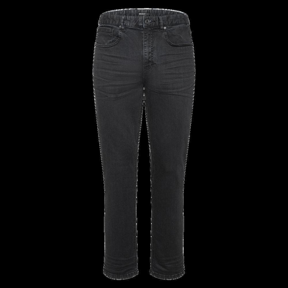 Forged Denim Pants - Mens