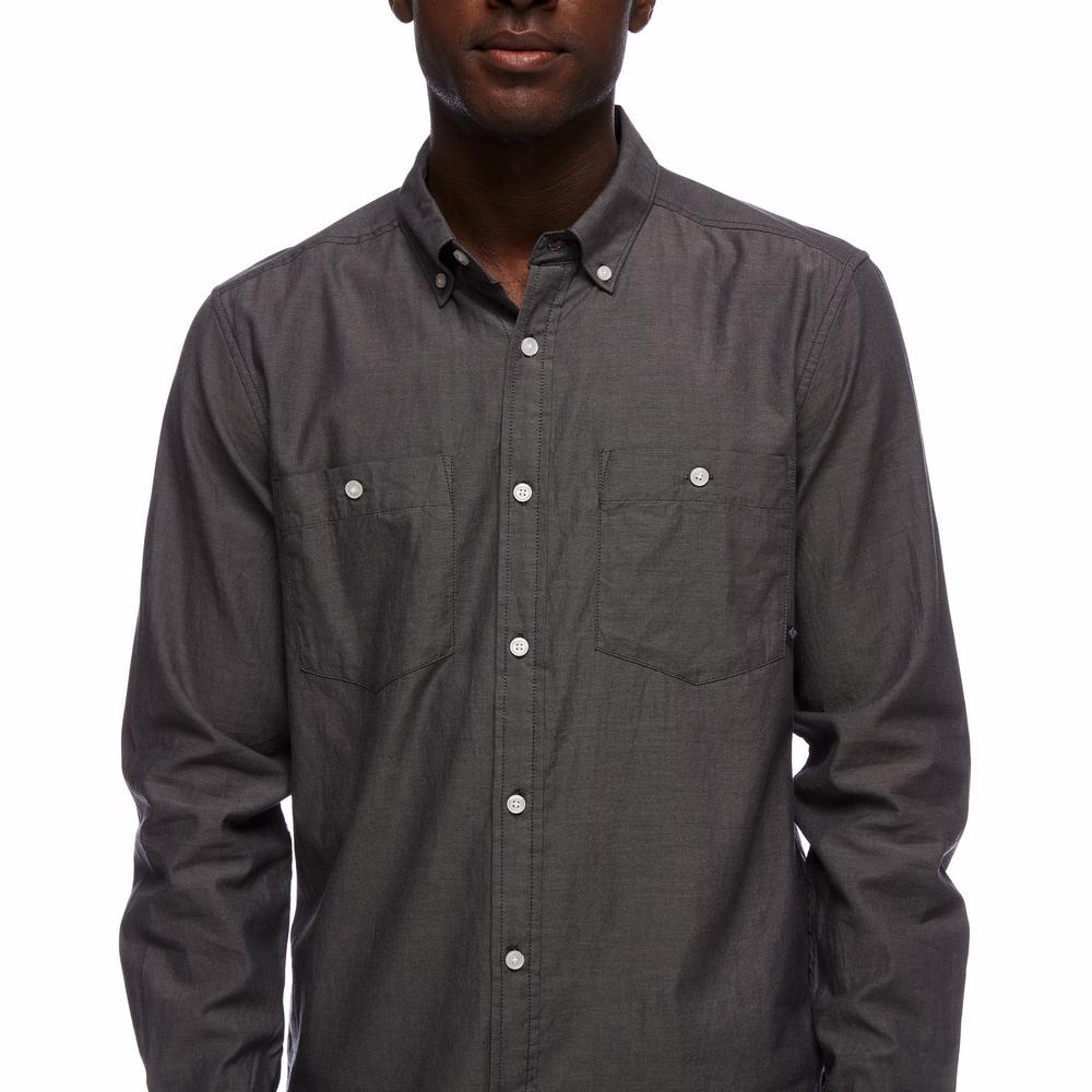 Long Sleeve Solution Shirt - Men's