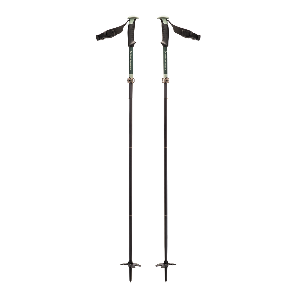 Compactor Ski Poles