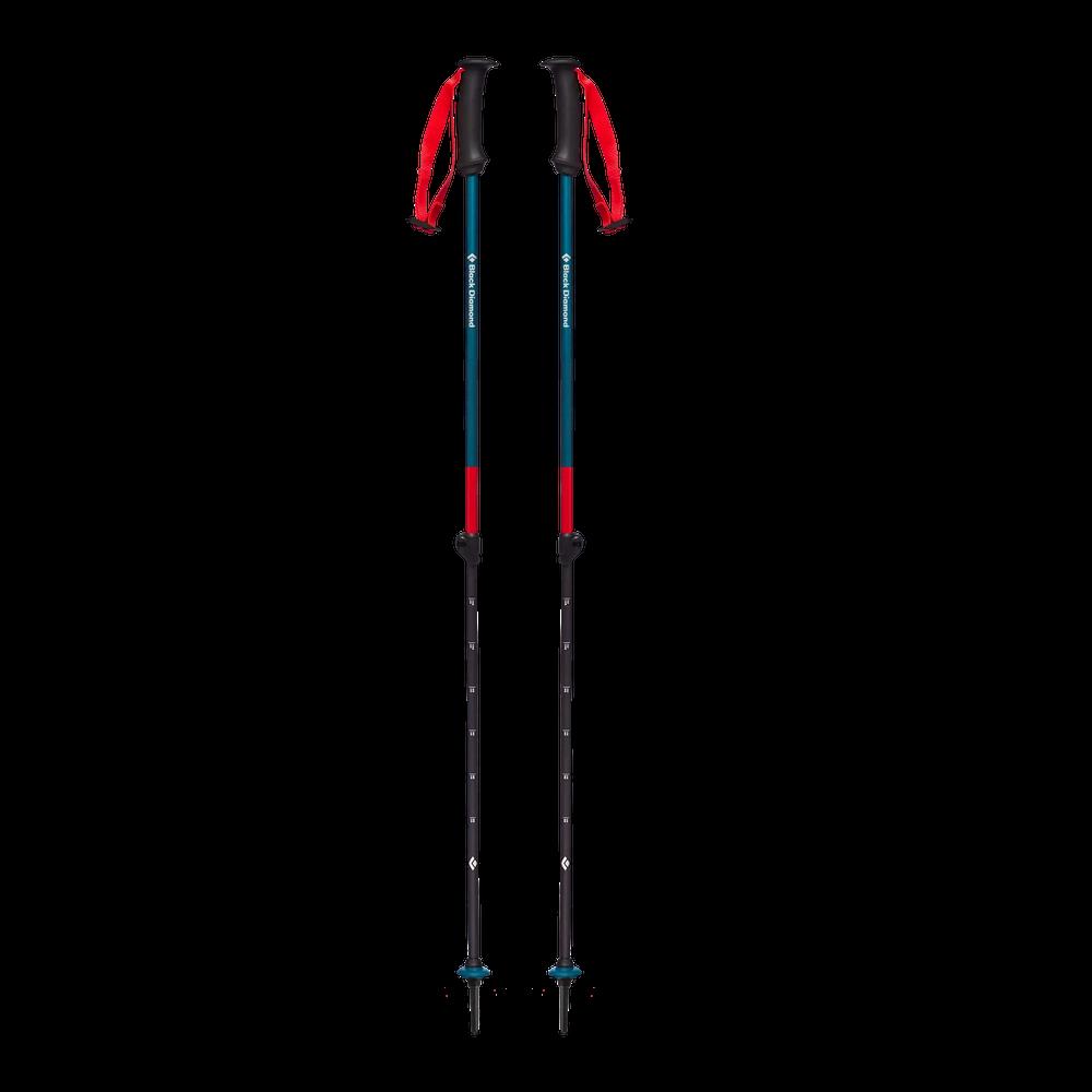 First Strike Trekking Poles - Kid's