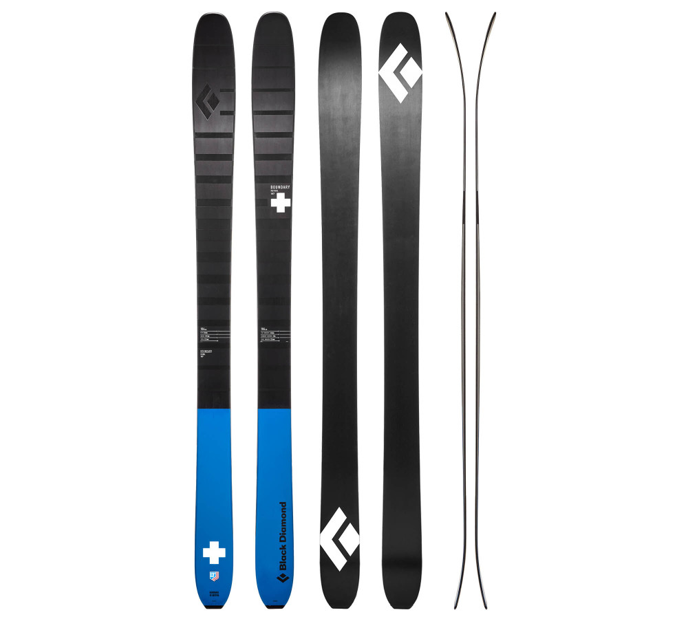 Boundary Patrol 107 Ski