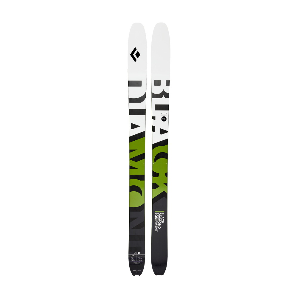 Helio Carbon 115 Skis