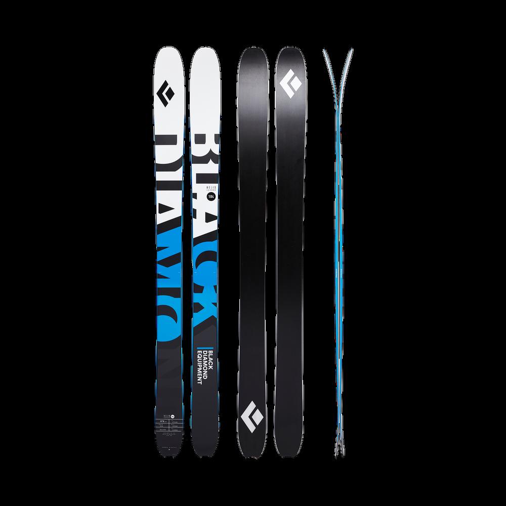 Helio Carbon 104 Skis