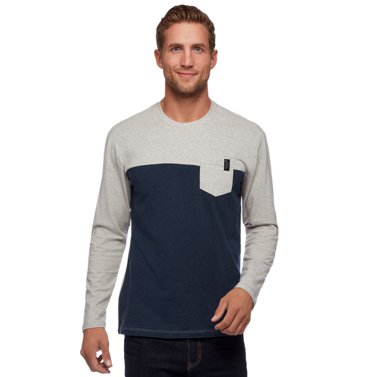 Long Sleeve Campus Tee - Men's