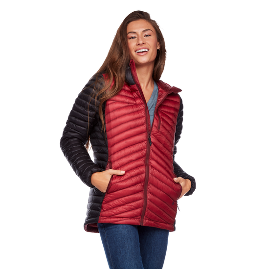 Approach Down Hoody - Women's