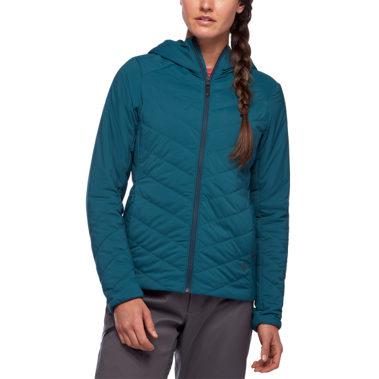 First Light Stretch Hoody - Women's