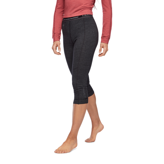 Solution 150 Merino Baselayer 3/4 Bottom - Women's