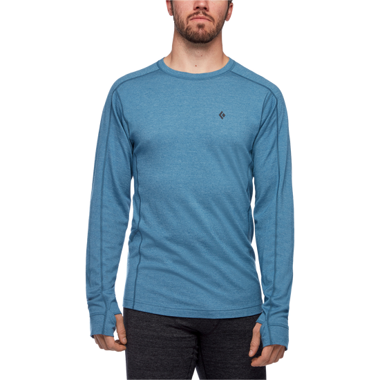 Solution 150 Merino Base Crew - Men's