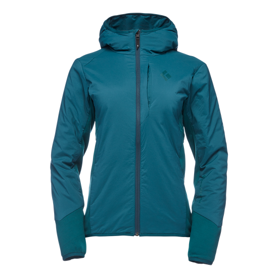 First Light Hybrid Hoody - Women's
