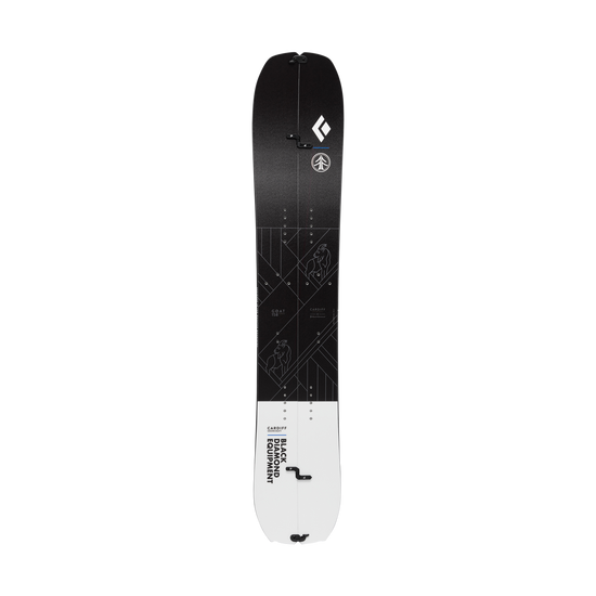 BD X Cardiff Co-Lab Splitboard