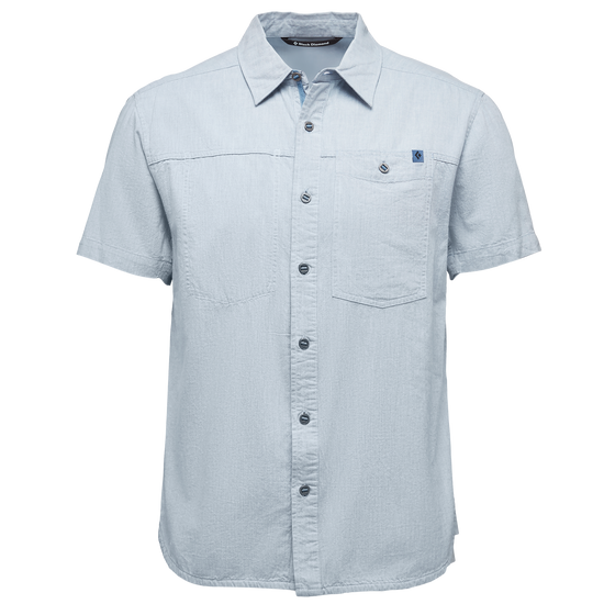 Chambray Modernist Shirt - Men's