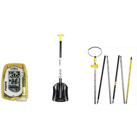 PIEPS Micro Sensor BT Avy Safety Set