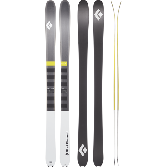 Helio 88 Carbon Skis
