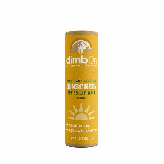 ClimbOn Sunscreen Lip Balm