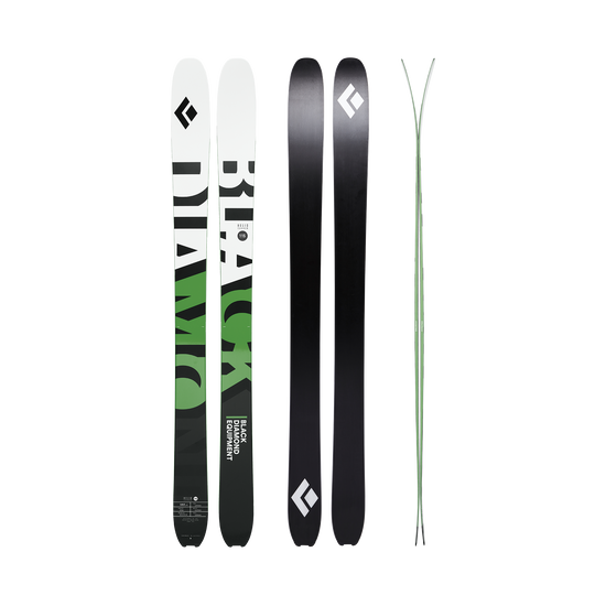 Helio Carbon 115 Skis 2nd