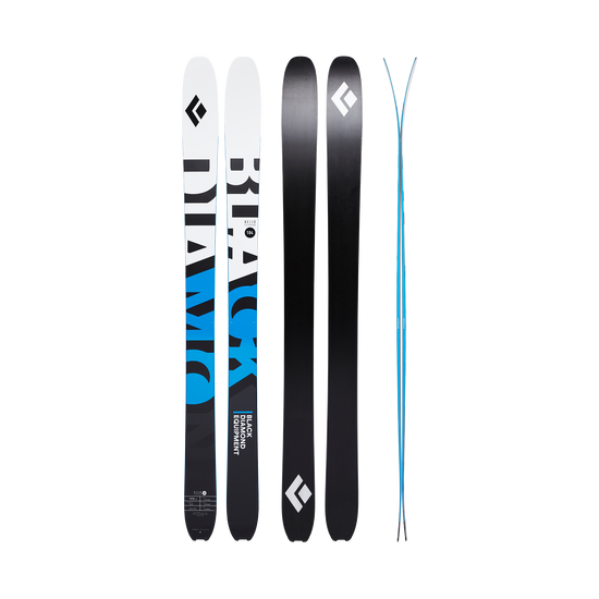 Helio Carbon 104 Skis 2nd