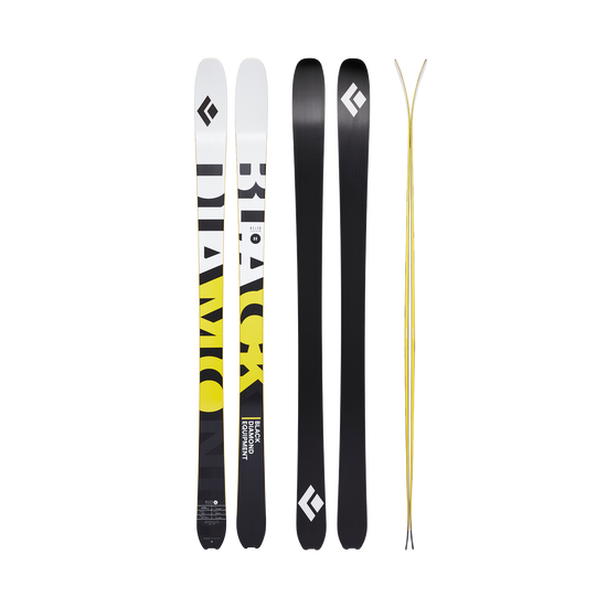 Helio Carbon 88 Skis 2nd