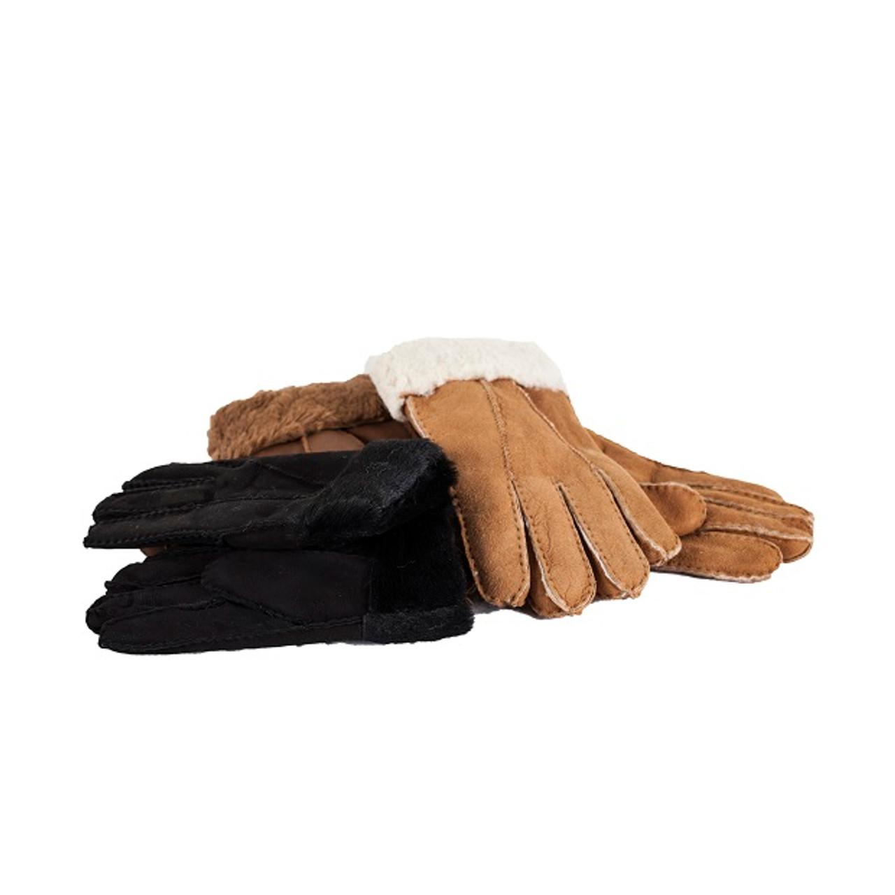 cd9a1e17212 Suede Gloves