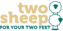 Two Sheep for Your Two Feet