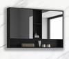 "Alma Bulanka 48"" Mirror Cabinet Dawn grey Finish"