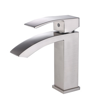 Alma bathroom Basin Faucet 319201B - UPC Certified