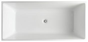 ALMA-VIRAGE 60″ FREE STANDING BATHTUB