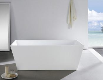 ALMA-VIRAGE 67″ FREE STANDING BATHTUB