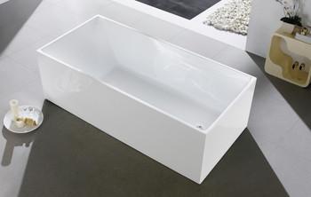 "ALMA-LEVOIR 58"" FREE STANDING BATHTUB"