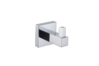 ALMA EMPOLO ROBE HOOK– CHROME