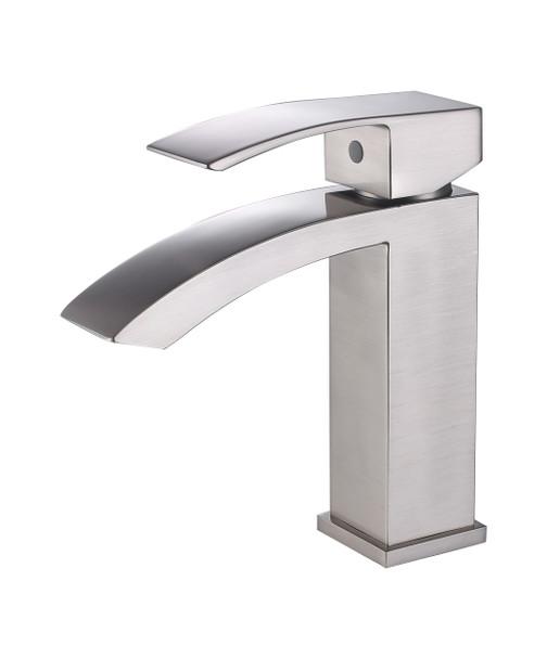 Alma bathroom Basin Faucet 319201B - UPC Certified
