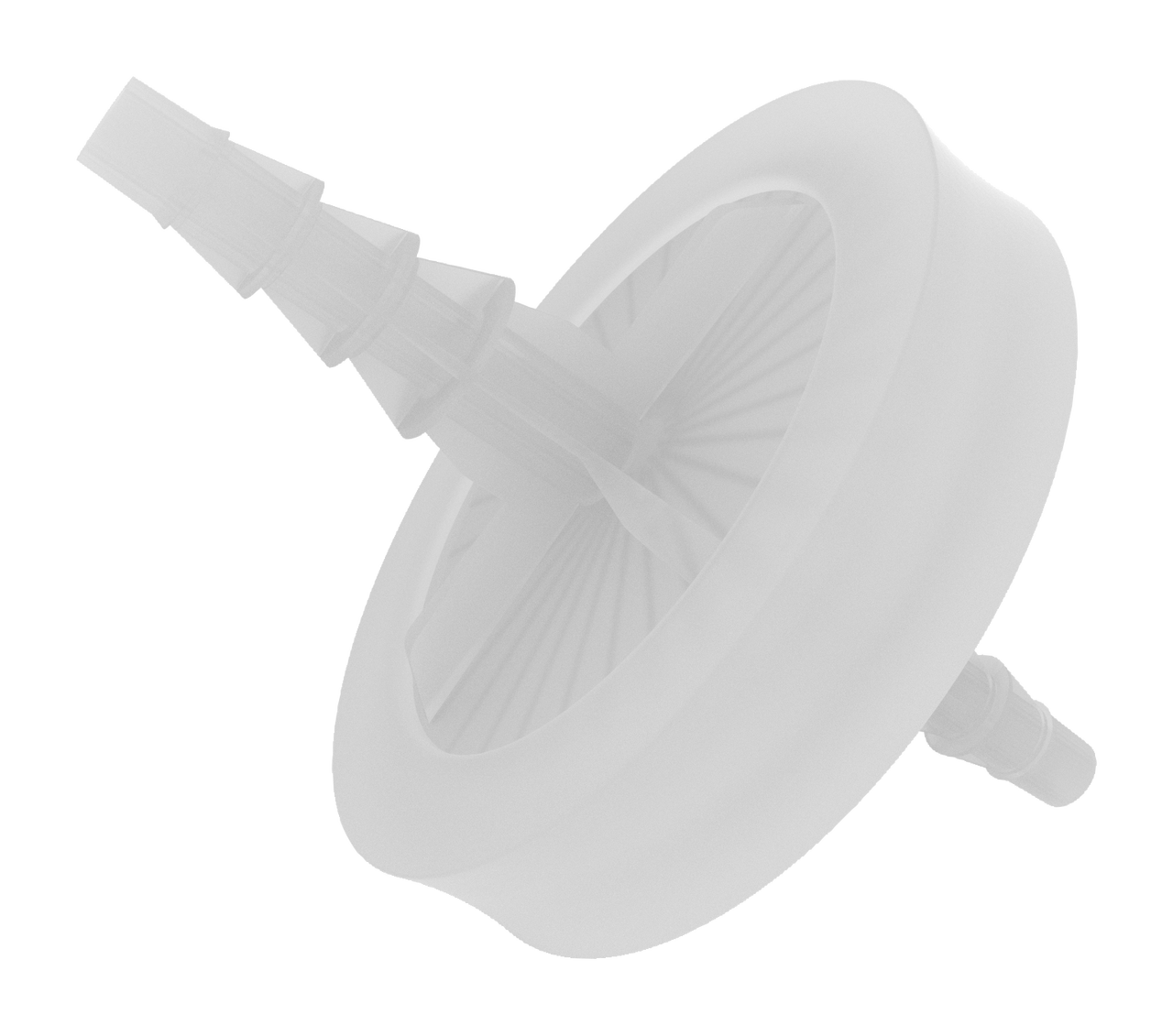EZBio® Vent Filter, 0.22µm Non-Sterile, 40mm, Autoclave Only, 100/cs