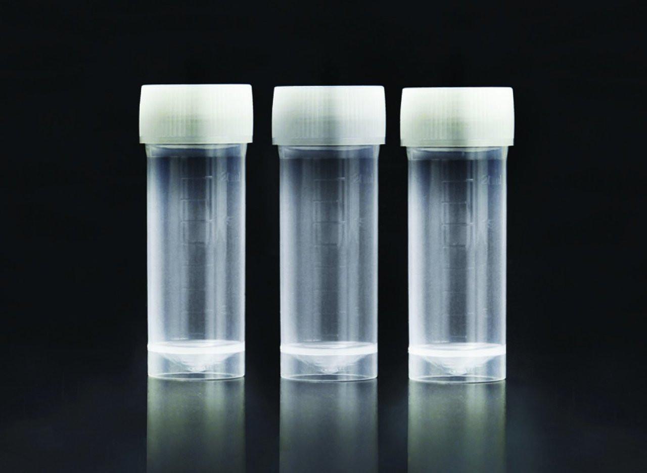 SPL 20 ml Sample Tube, PP/HDPE, 20ml, 25 x 73mm, Sterile to SAL 10-6, 25 Pack (50221)