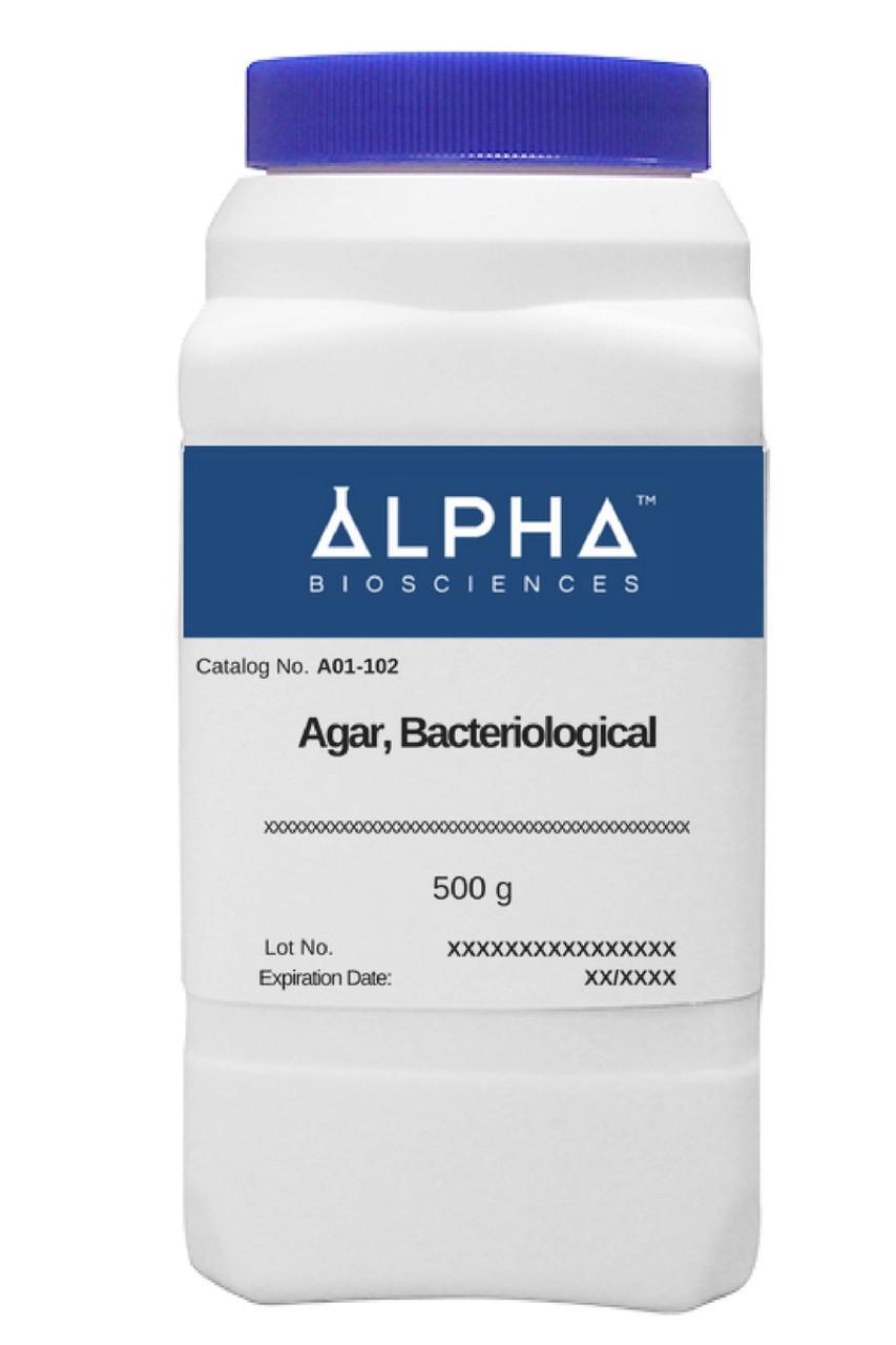 Agar, Bacteriological (A01-102)